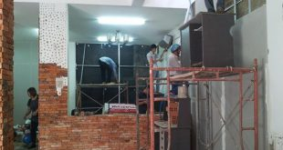 Dịch vụ sửa chữa nhà tại dĩ an