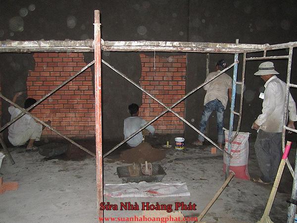 Sửa chữa nhà trọn gói tại thuận an